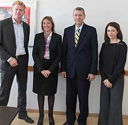 KEFEA met with Giorgos Lillikas